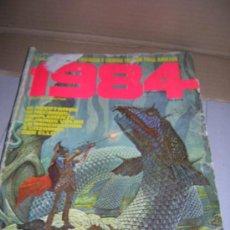 Cómics: COMIC 1984. NUMERO 4. TOUTAIN EDITOR. AÑO 1979. - TIENE ALGUNAS SEÑALES, VER FOTOS.. Lote 31003442