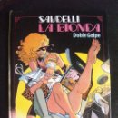 Cómics: LA BIONDA DOBLE GOLPE TOUTAIN EDITOR. Lote 31049751