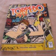 Cómics: TORPEDO 1936, TOMO 5, - E. SANCHEZ ABULI - JORDI BERNET - TOUTAIN.. Lote 31137174