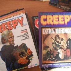 Cómics: CREEPY - LOTE DEL Nº 1 AL 43 . Lote 53837190