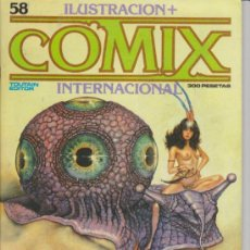 Cómics: COMIX Nº 58.. Lote 31535380