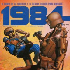 Cómics: 1984 - COMIC TOUTAIN - Nº 35 - RICHARD CORBEN, FRANK THORNE, ALFONSO FONT, ESTEBAN MAROTO, J. M. BEA. Lote 31555054