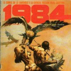 Cómics: 1984 - COMIC TOUTAIN - Nº 43 - RICHARD CORBEN, FRANK THORNE, JUAN GIMÉNEZ, ESTEBAN MAROTO, ALTUNA. Lote 31555107