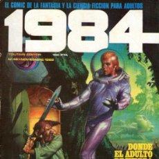 Cómics: 1984 - COMIC TOUTAIN - Nº 46 - RICHARD CORBEN, FRANK THORNE, ALFONSO FONT, ESTEBAN MAROTO, GIMÉNEZ.. Lote 31555126
