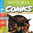 Cómics: TOUTAIN, HISTORIA DE LOS COMICS, COMICS DE VANGUARDIA EN AMBICIOSOS MAGAZINES. Lote 31626058