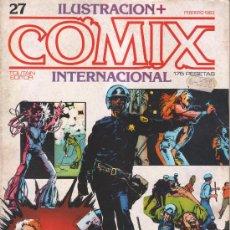 Cómics: TOUTAINCOMIX INTERNACIONAL 27. Lote 31708291
