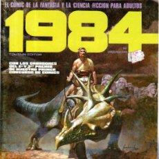 Cómics: 1984, EL COMIC DE LA FANTASÍA Y LA CIENCIA FICCIÓN PARA ADULTOS, Nº 18. Lote 31777734