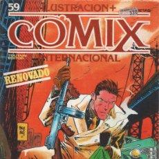 Cómics: TOUTAINCOMIX INTERNACIONAL 59. Lote 31876778