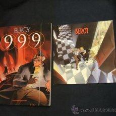 Cómics: BEROY 999 - TOUTAIN - INCLUYE EL CATALOGO DE LA EXP. DE BEROY EN EL 7º SALON DEL COMIC DE BARCELONA . Lote 31888887