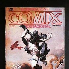 Cómics: RR. COMIX INTERNACIONAL Nº 29.. Lote 31896695