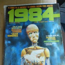 Cómics: COMIC CIENCIA FICCION TOUTAIN: 1984 55 ALEX NIÑO CORBEN JA. Lote 32000748