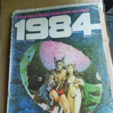 Cómics: COMIC CIENCIA FICCION TOUTAIN: 1984 8 CORBEN 2 HISTORIAS - AZPIRI FERNANDEZ ORTIZ STARLIN JJ.E. Lote 32001049