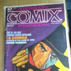 Cómics: COMIC AVENTURAS TOUTAIN: COMIX 47 LJ.E . Lote 103556747