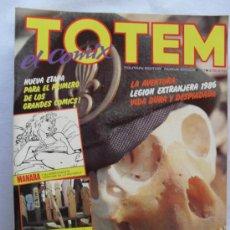 Cómics: TOTEM EL COMIX Nº1. Lote 32105518