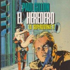 Cómics: EL HEREDERO. LA SUPERVIVIENTE 2.. Lote 32267831