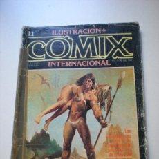 Cómics: COMIX INTERNACIONAL 11 (RAFA.COMIC). Lote 32738200
