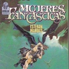 Cómics: COMIC JOYAS DE CREEPY MUJERES FANTASTICAS AUTOR ESTEBAN MAROTO. Lote 207195900