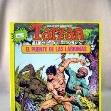 Cómics: COMIC, TARZAN, EL PUENTE DE LAS FLORES, TOUTAIN, 1980, ALBUM ESPECIAL. Lote 32545570