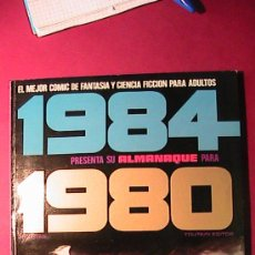 Cómics: REVISTA 1984. ALMANAQUE 1980. Lote 141590401