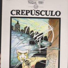Cómics: CREPÚSCULO. TOUTAIN.. Lote 32746096