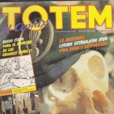 Cómics: TOTEM EL COMIX. LOTE DE 15 EJEMPLARES DEL 1 AL 15.. Lote 32831185