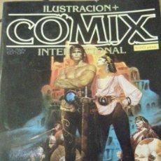 Cómics: COMIX INTERNACIONAL EXTRA 5 TOUTAIN EDITOR 1982.. Lote 32859296