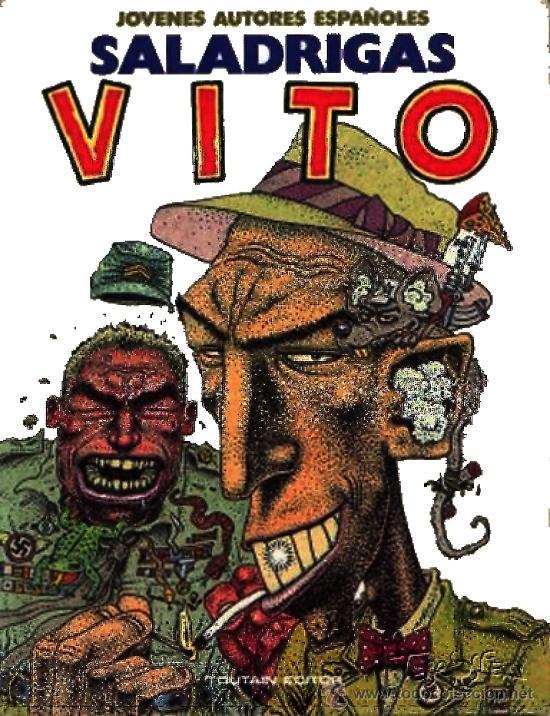 VITO DE SALADRIGAS TOUTAIN 1987 (Tebeos y Comics - Toutain - Álbumes)