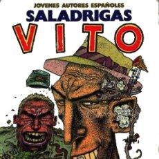 Cómics: VITO DE SALADRIGAS TOUTAIN 1987. Lote 33063784