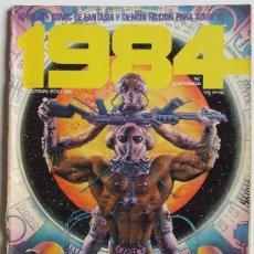 Cómics: 1984 Nº 14 COMIC FANTASIA Y CIENCIA FICCIÓN. Lote 33111259