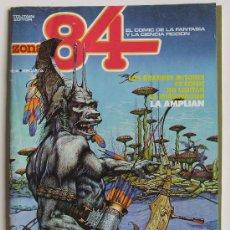 Cómics: ZONA 84 Nº 4 COMIC FANTASIA Y CIENCIA FICCIÓN. Lote 33111787