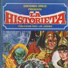 Cómics: LA HISTORIETA Nº 2. LOS GNOMOS DE ISLANDIA.. Lote 33139761