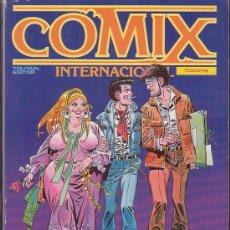 Cómics: TOMO COMIX INTERNACIONAL , CONTIENE Nº 60, 61, 62. Lote 33158545