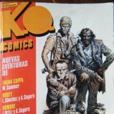 Cómics: K.O. CÓMICS EXTRA 1 ( Nº 1 - 2 - 3 - 4 ) EDICIONES METROPOL 1983.. Lote 33412776