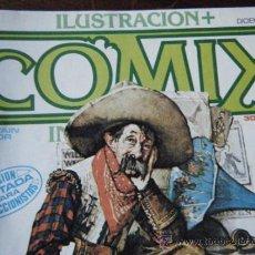 Cómics: COMIX Nº37 EDICIÓN LIMITADA PARA COLECCIONISTAS. DICIEMBRE 1983.. Lote 33464509
