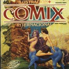 Cómics: COMIX INTERNACIONAL - Nº 40. Lote 33587655
