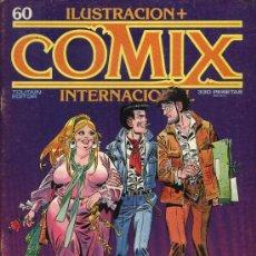 Cómics: COMIX INTERNACIONAL - Nº 59. Lote 33587926