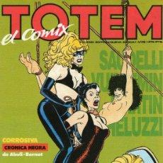Cómics: TOTEM EL COMIX NUEVA EPOCA.NUMERO 39.TOUTAIN EDITOR. Lote 33763616