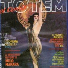 Cómics: TOTEM EL COMIX NUEVA EPOCA.NUMERO 13.TOUTAIN EDITOR. Lote 33764848