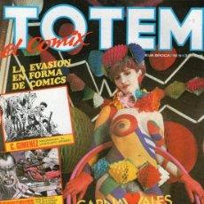 Fumetti: TOTEM EL COMIX NUEVA EPOCA.NUMERO 5.TOUTAIN EDITOR. Lote 33765185