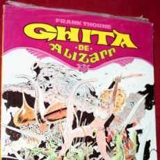 Fumetti: GHITA DE ALIZARR ( DE FRANK THORNE) TOMO 2 . PRECINTADO.. Lote 33695906