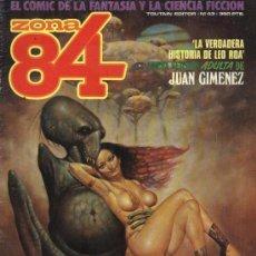 Cómics: ZONA 84 - Nº 43 - EL COMIC DE LA FANTASÍA Y LA CIENCIA FICCIÓN. Lote 210015821