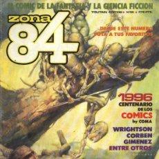 Cómics: ZONA 84 - Nº 68 - EL COMIC DE LA FANTASÍA Y LA CIENCIA FICCIÓN. Lote 210015830
