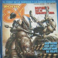 Cómics: ZONA 84 Nº 76. Lote 33816732