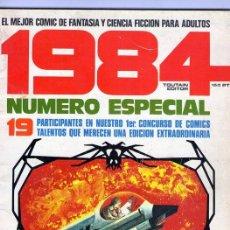 Cómics: TOUTAIN 1984 NUMERO ESPECIAL. Lote 34254861