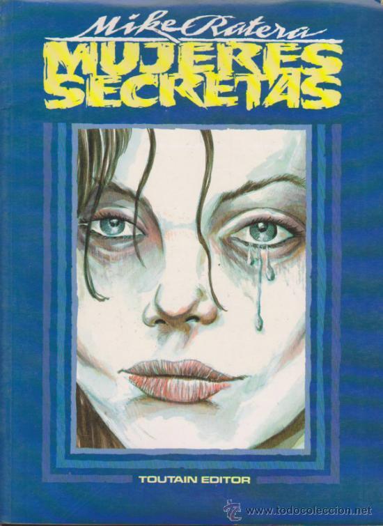 MUJERES SECRETAS. (Tebeos y Comics - Toutain - Álbumes)
