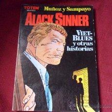 Cómics: ALACK SINNER - MUÑOZ Y SAMPAYO - TOTEM BIBLIOTECA. Lote 34548084