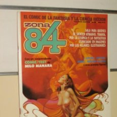 Fumetti: ZONA 84 Nº 45 TOUTAIN. Lote 174057268