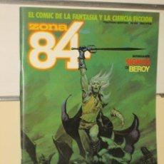 Fumetti: ZONA 84 Nº 44 TOUTAIN. Lote 195205092