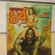 Fumetti: ZONA 84 Nº 60 TOUTAIN. Lote 195204612