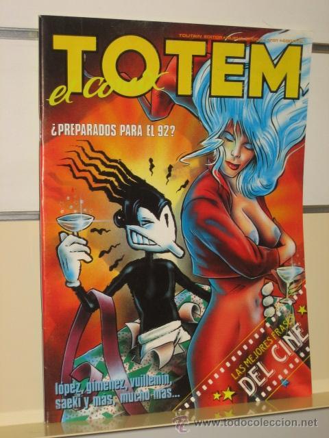 TOTEM EL COMIX Nº 61 TOUTAIN (Tebeos y Comics - Toutain - Otros)